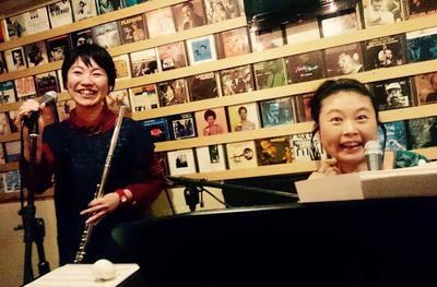 yuka&chiggy@麹町PACO3
