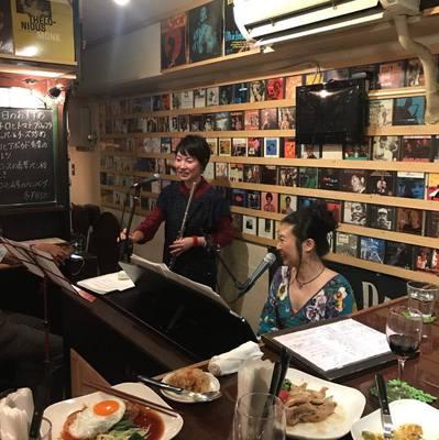 yuka&chiggy@麹町PACO2