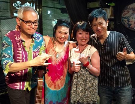 yuka & chiggy Special Quartetのサムネイル画像