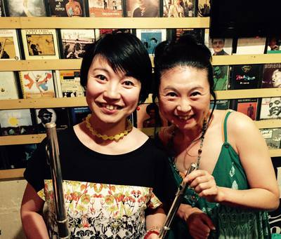 yuka & chiggy@PACO