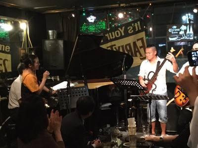 yuka's音気楽セッション@野毛JUNK 201709