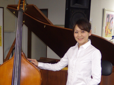 いいもりけいこ(飯森 恵子) キッズボーカル・ジュニアピアノ科担当